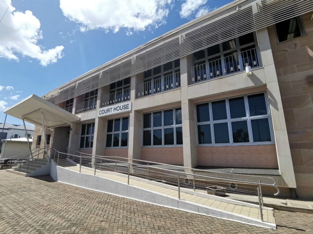 Bundaberg Courthouse refurbishment