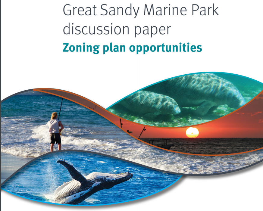 Great Sandy Marine Park discussion paper