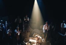 Les Miserables opens at the Moncrieff on Friday night, 29 March