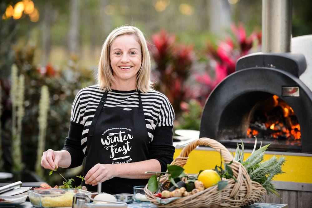 Suzie Clarke, who runs Bundy Food Tours, is a qualified chef with a Masters in Food Tourism.