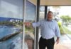 Mayor Jack Dempsey at the Bargara Customer Service Centre on See St