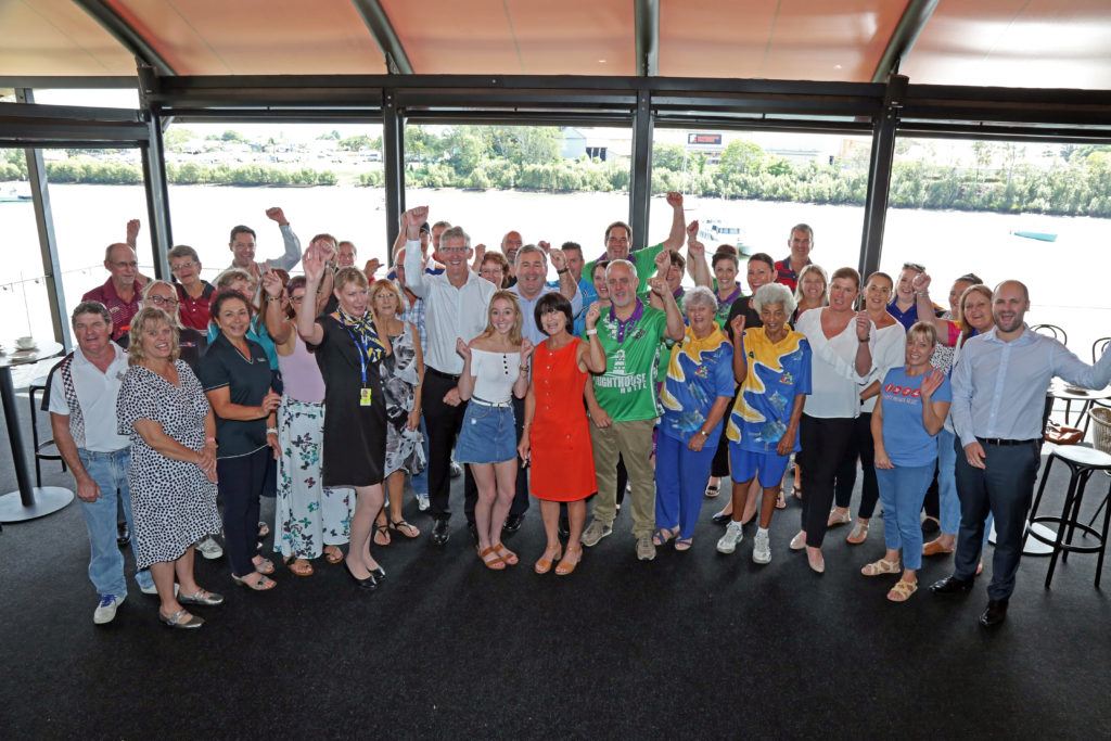 Bundaberg Region sporting groups are jumping for joy after receiving flights through Alliance Airlines' Season of Giving