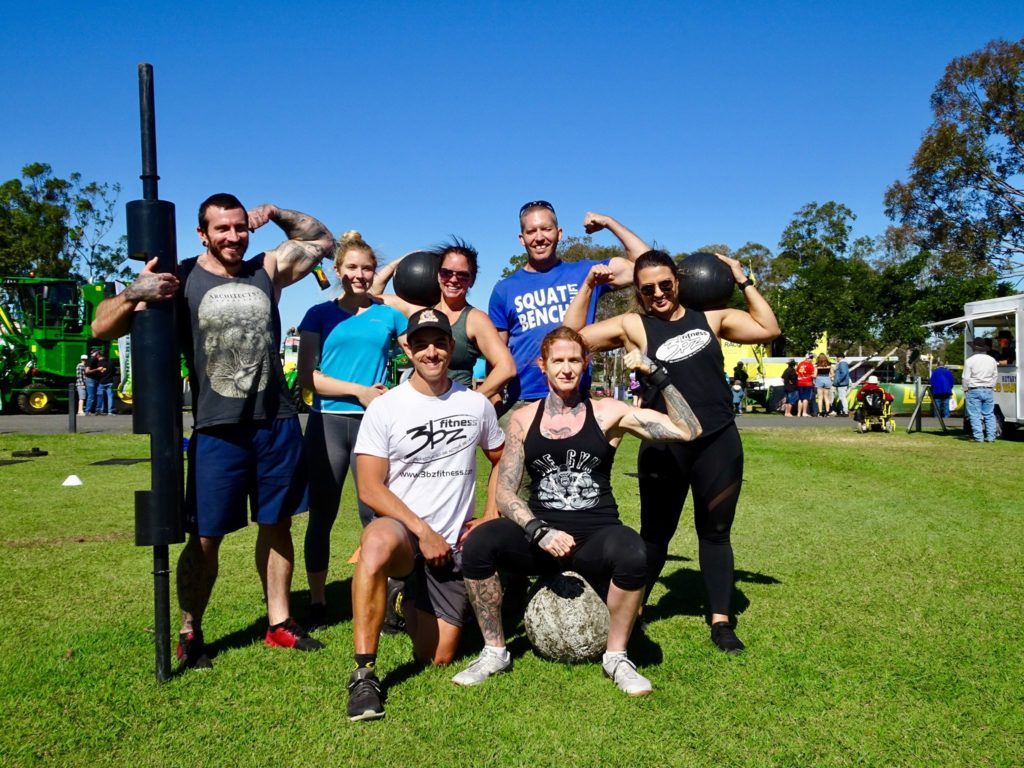 Agrotrend strongman competitors