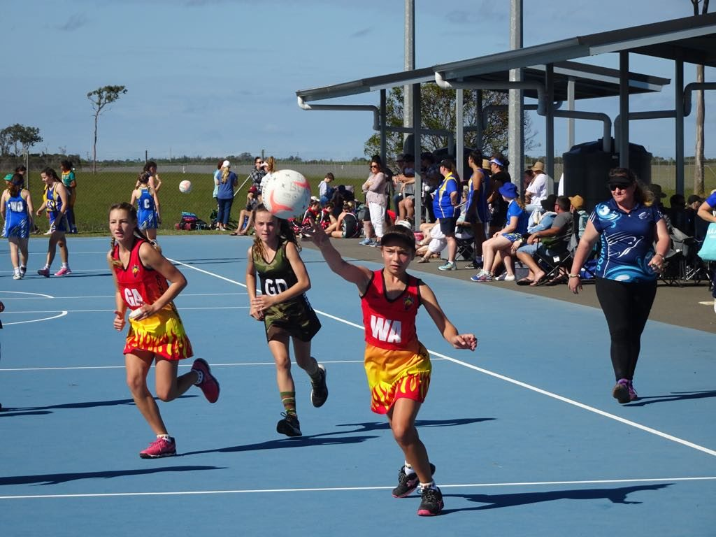 FAST ATTACK: Bundaberg Ashes under 13 wing attack Kaylee Hartfiel-Hammond  dominated at this year's rep carnival in Bundaberg.