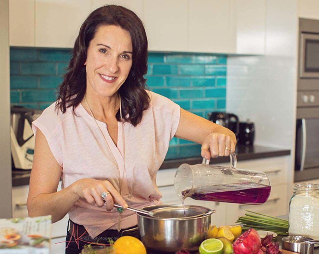 Bundaberg woman Helen Tricarico has turned her passion for wellness into a thriving business with HOTI Kombucha.