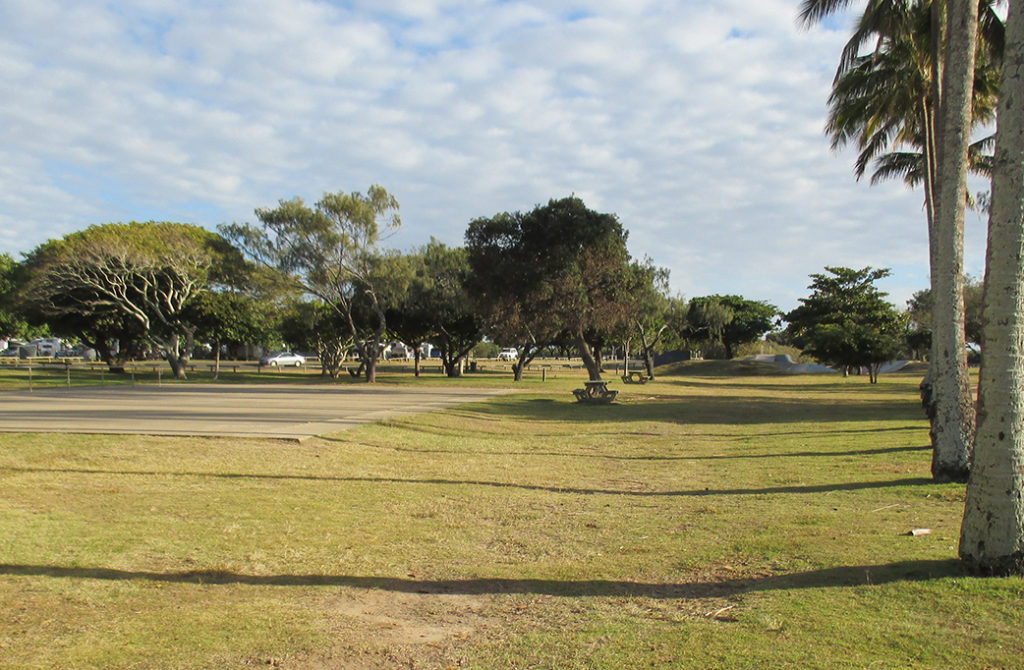Play equipment will be upgraded at Nielson Park, Bargara