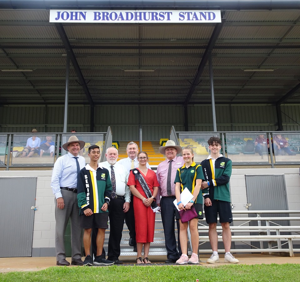 Childers Show grandstand