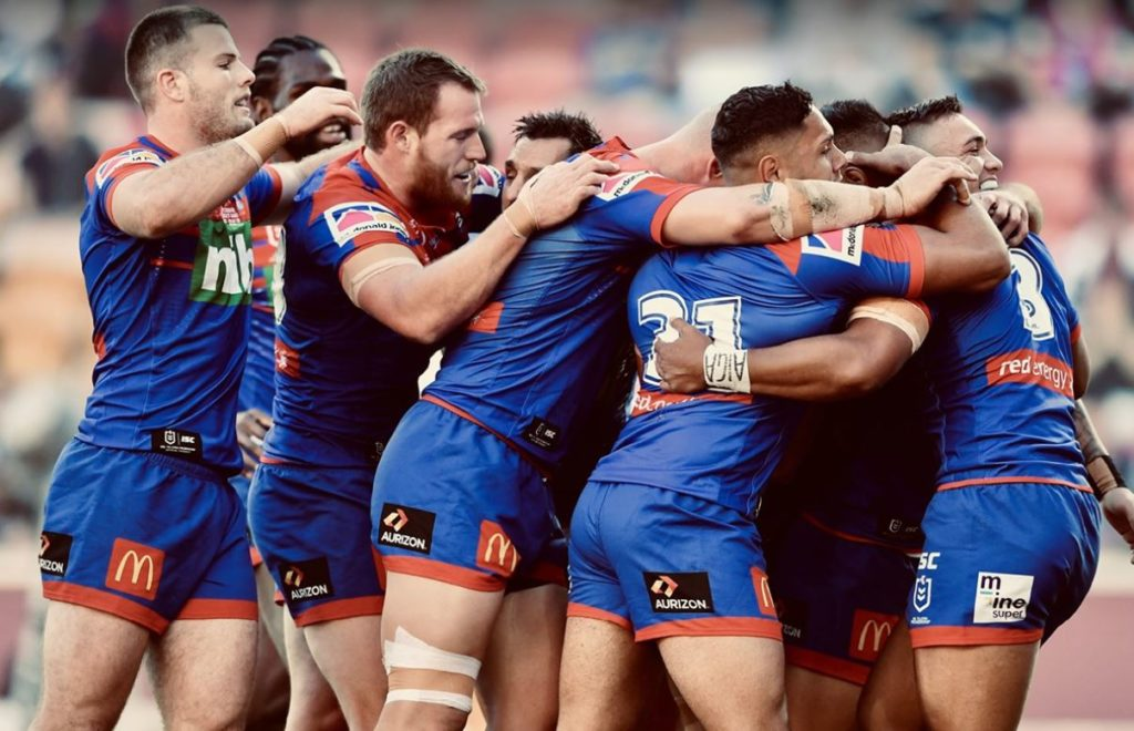 Will the Knights take down the Roosters this week?