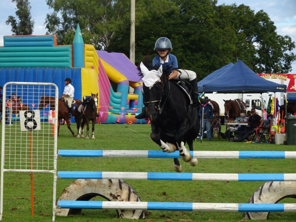 Childers Show equestrian