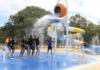 The Norville Pool water play area is one of the many projects already successfully delivered in partnership with Works for Queensland.