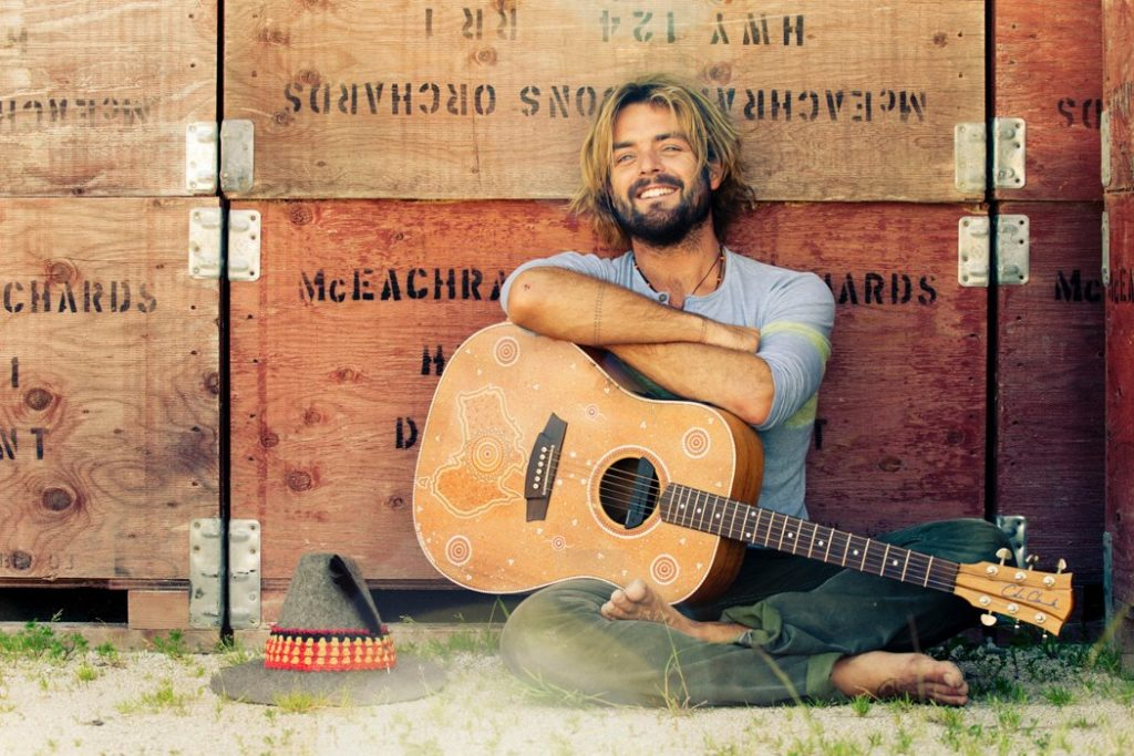 Xavier Rudd is performing at the Moncrieff Entertainment Centre in August.