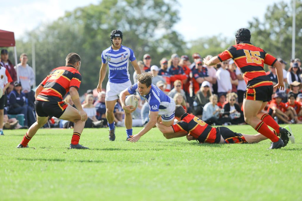 Confraternity sports rugby league