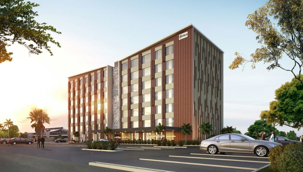 A seven storey airport hotel development has been approved by Council.