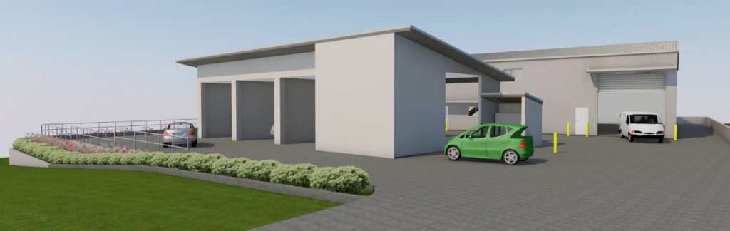 A development application for a car wash in Childers has been submitted to Bundaberg Regional Council.
