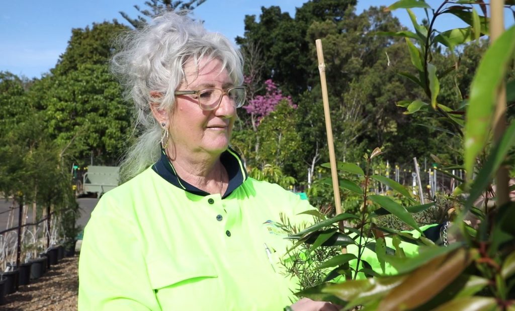 Bundaberg Regional Council's Diane Southwell is an advocate of permaculture.