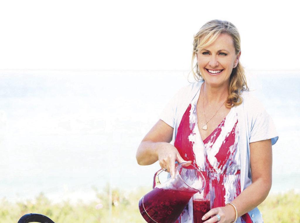 Celebrity chef Janelle Bloom is looking forward to her return to the region for Bundy Flavours