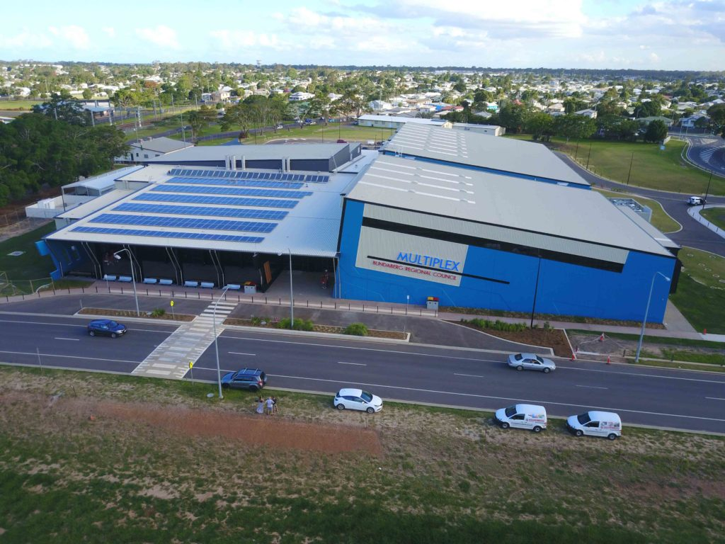 The Bundaberg Multiplex has been highlighted as a possible venue. for QBL basketball