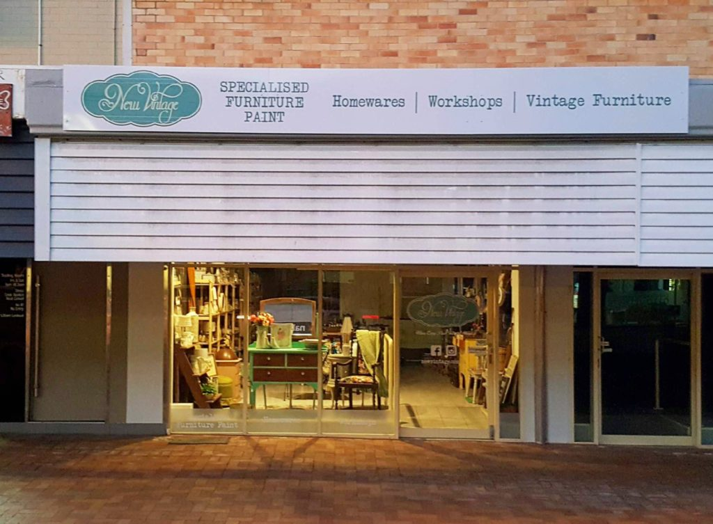 New Vintage has recently moved to Barolin Street, offering services to customers from the CBD.