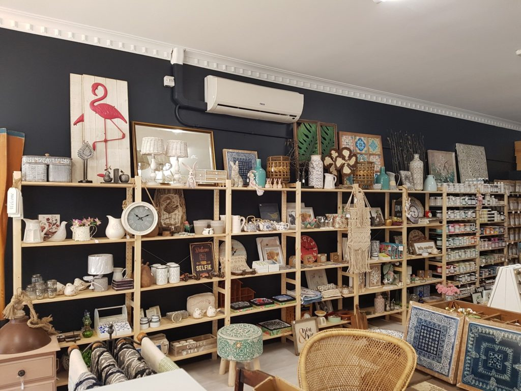 There's lots on offer at New Vintage.
