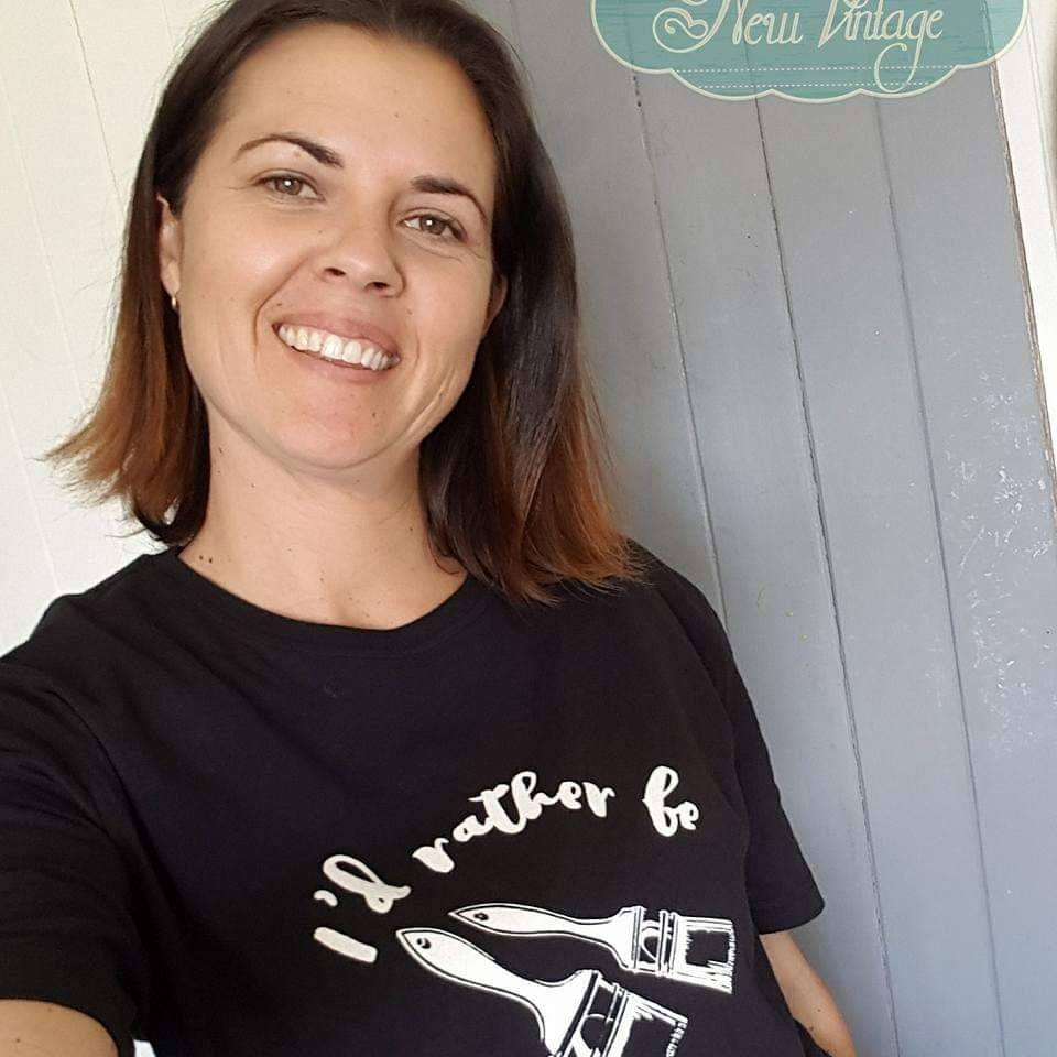 Sandra Reeves began New Vintage from her home in 2013 and it has expanded to a thriving CBD business.