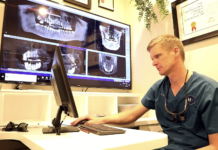 Bargara dentist Lincoln Harris has started a business training dentists all around the world.