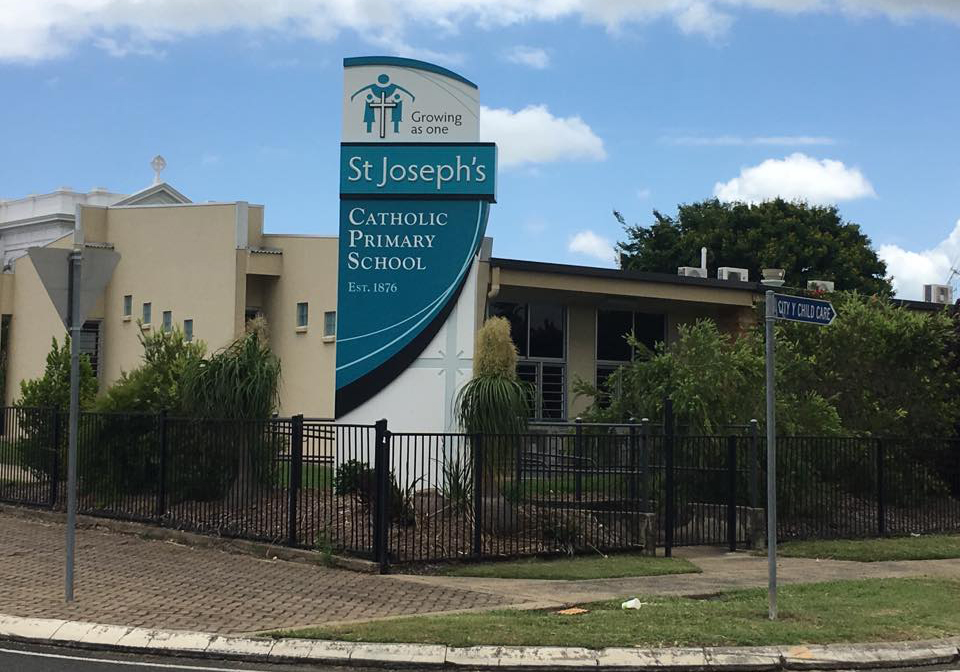 The Catholic kindergarten will be situated adjacent to St Joseph's Primary School (pictured). Photo: Facebook