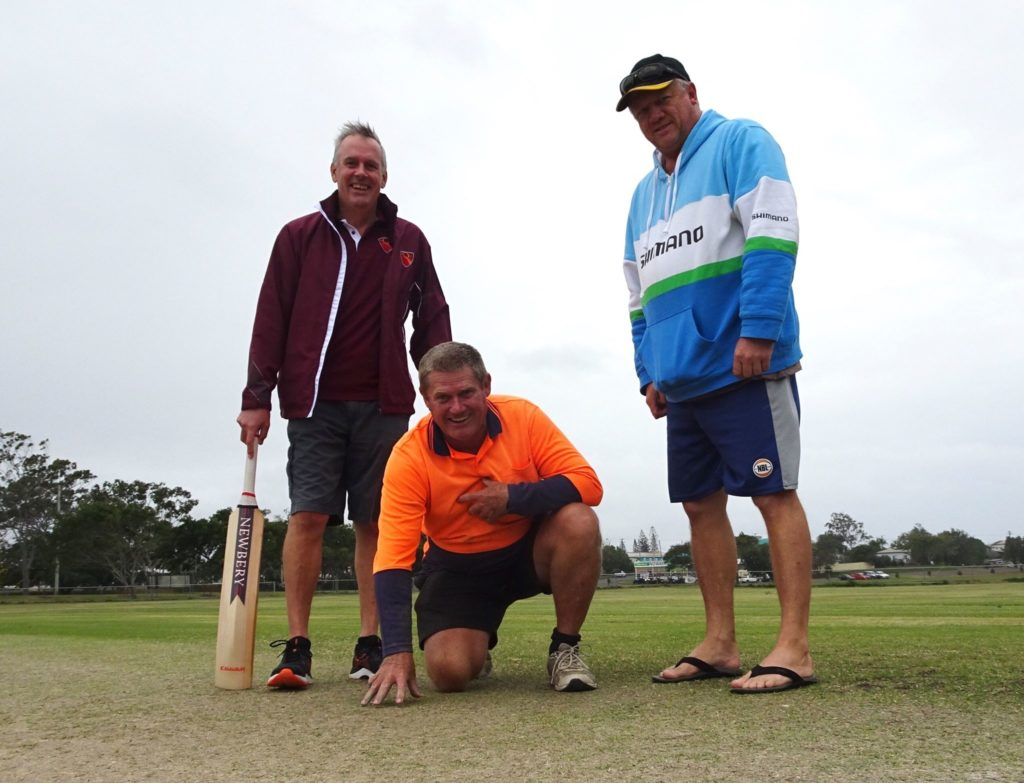 veterans cricket Bundaberg