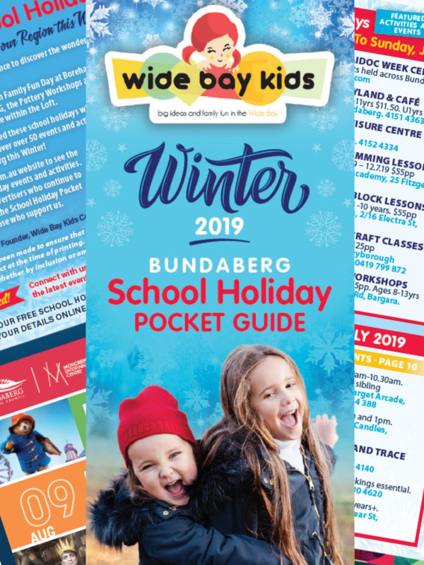 Bundaberg School Holiday Pocket Guide