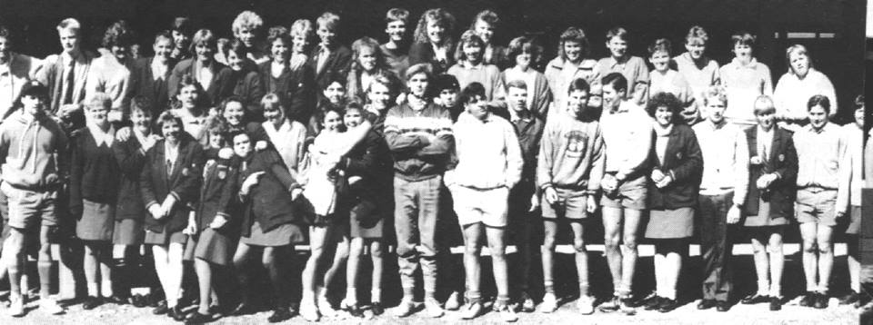 Former Kepnock State High School students will gather this weekend for a 30 year reunion.