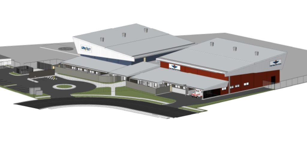 Construction to a new aeromedical base will begin in Bundaberg soon.