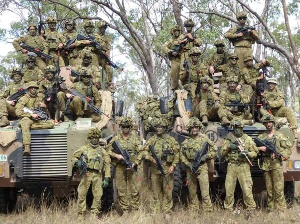 Army Reserve open day