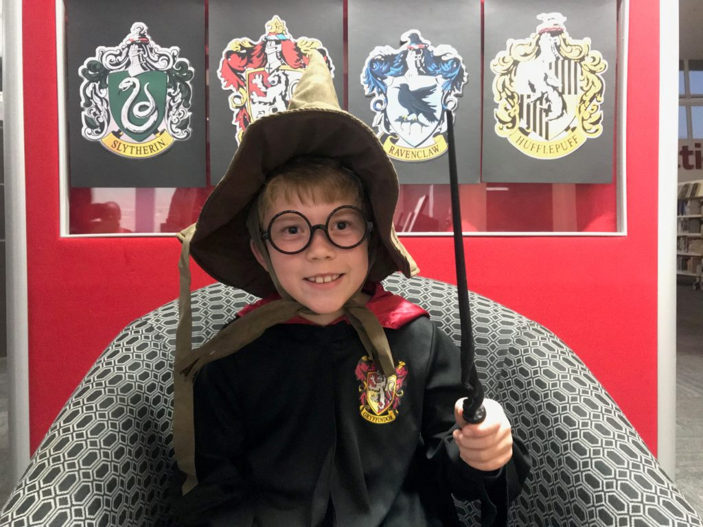Bundaberg Library Harry Potter
