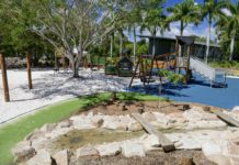 Bundaberg Botanic Gardens nature playground will get a whole lot shadier as Bundaberg Regional Council looks to progress a number of shade structure projects.