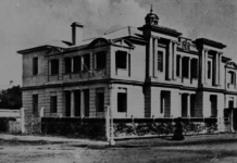 Customs House. Source: State Library of Queensland, ca. 1910