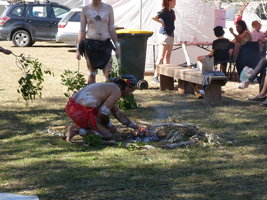 There was plenty to see and do at the Gin Gin NAIDOC Day on Saturday.
