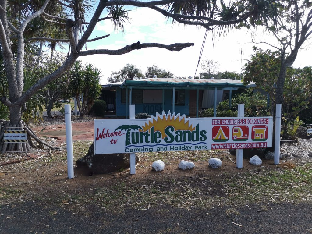 Turtle Sands Camping and Holiday Park has relodged a development application to refurbish and expand the Mon Repos facility with resort style features