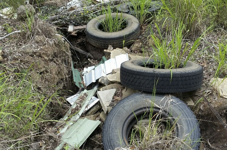 The State Government is cracking down on illegal dumping and littering