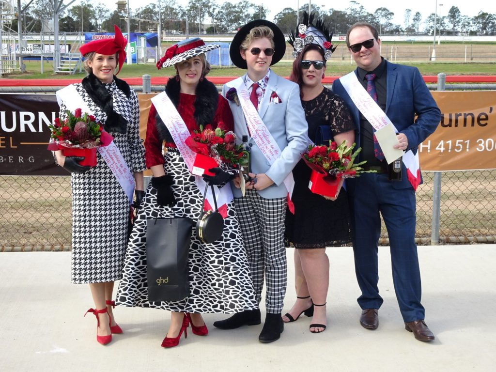Lindsay Australia Bundaberg Cup Fashion in the Field winners