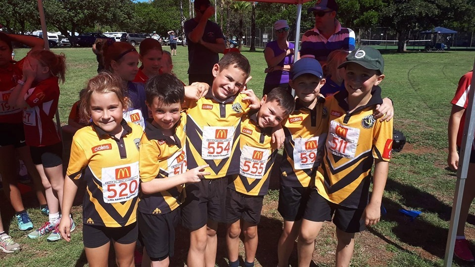West Bundaberg Little Athletics provides fitness and fun for everyone!