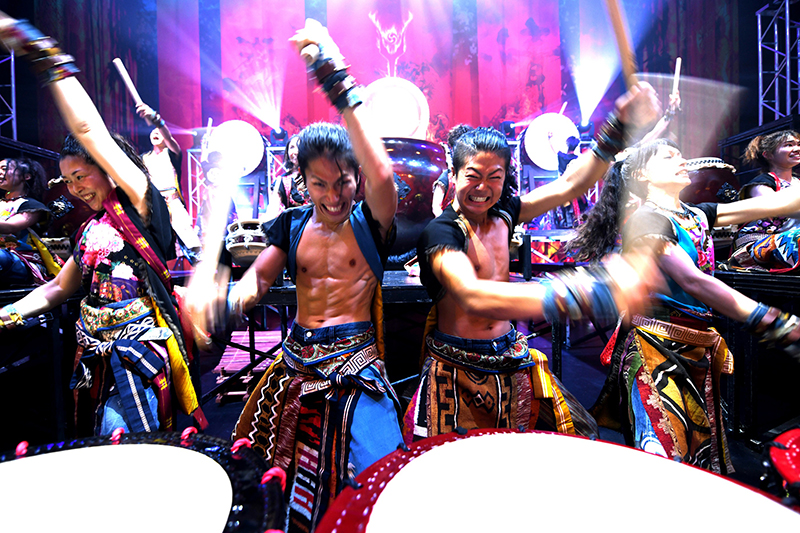 The Yamato Drummers will perform their Passion show at the Moncrieff Entertainment Centre in August.