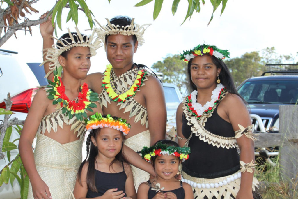There will be a Pacific Island Village at the Moore Park Beach Arts Festival.