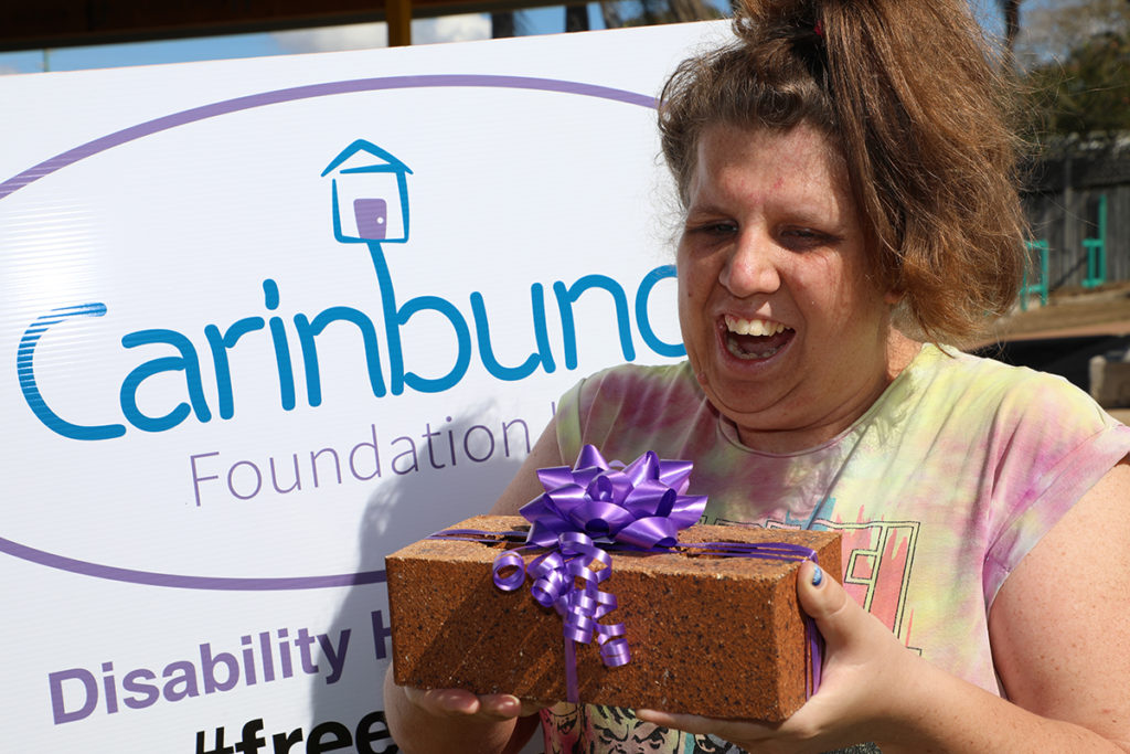 Carinbundi Buy a Brick