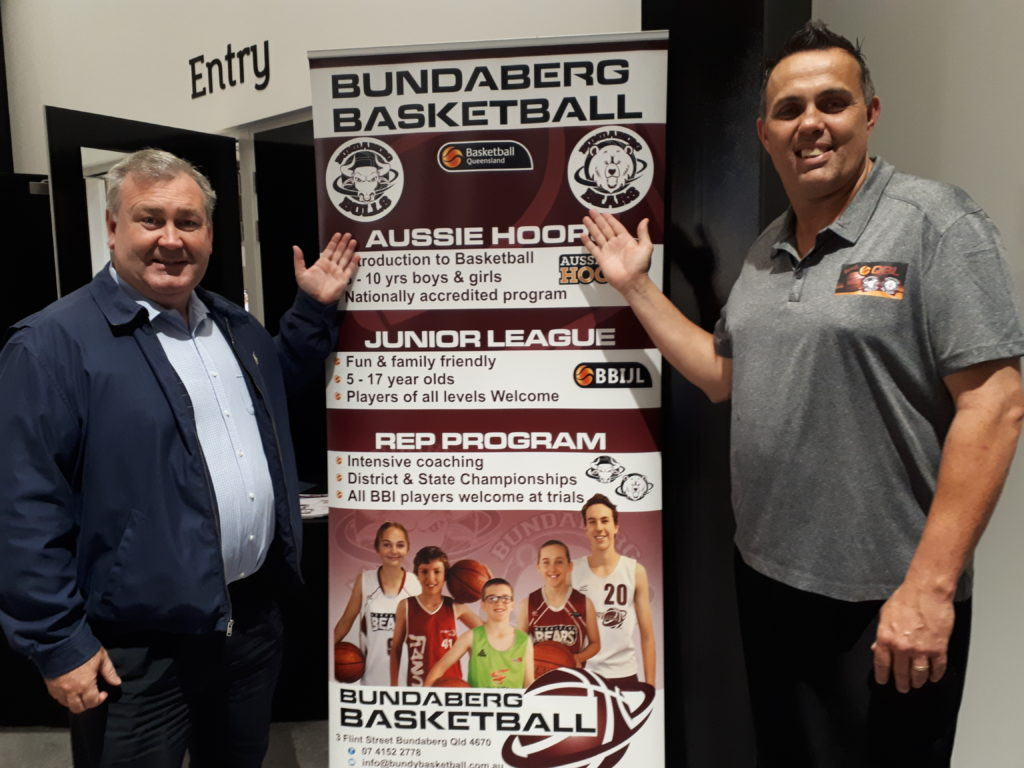Bundaberg Basketball in the Queensland Basketball League