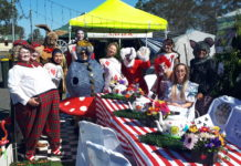Bundaberg Regional Council staff at Relay for Life