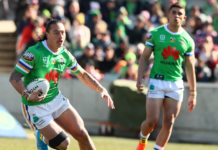 Antonio Kaufusi says the Raiders will have come out of last week's loss knowing they are still contenders with the Roosters. Source: raiders.com.au