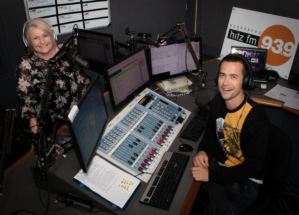 Two of Bundaberg's most recognisable voices Matty and Trace have been named as finalists in the Best Breakfast Show category (country) for the 2019 Australian Commercial Radio Awards ACRA.