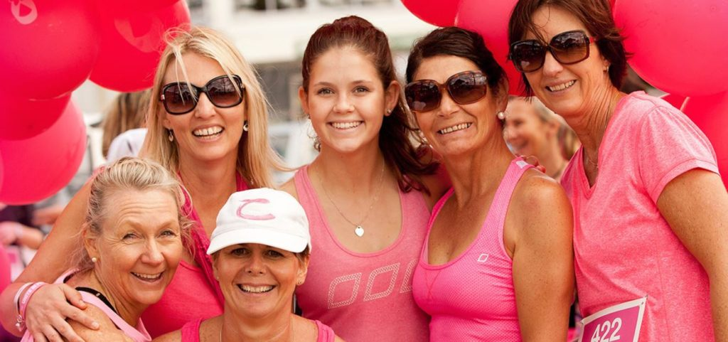 The Walk for Women's Cancers Bundaberg event will be held next month and the whole community is urged to get involved.  Photo: Cancer Council Queensland