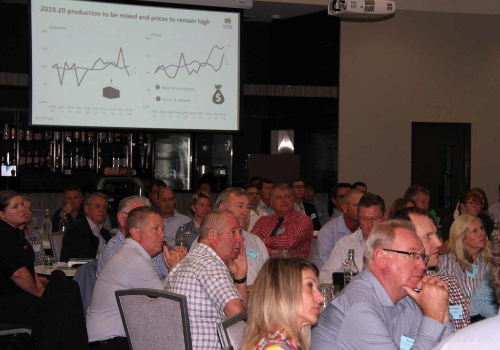 Bundaberg Regional Outlook conference