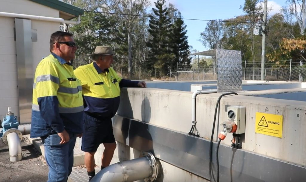Gin Gin Water Treatment Plant upgrade