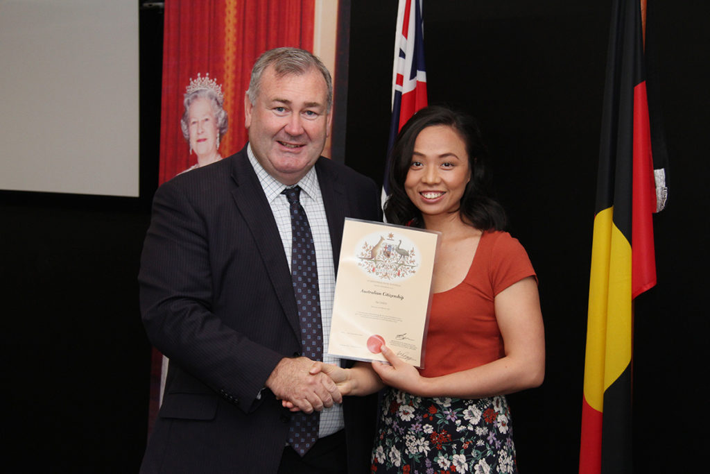 Australian Citizenship Day 2019
